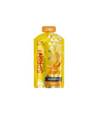 SPRINT ENERGY GEL SCATOLA 50X30 ML AGRUMI