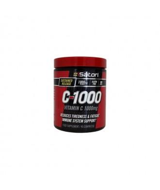 VITAMIN C-1000 - 90 cpr