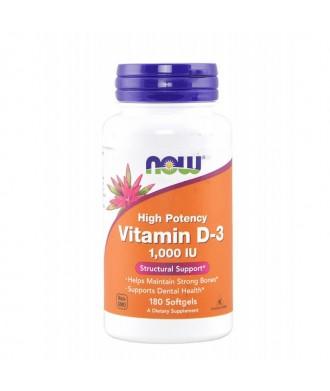 Vitamin D 1000 IU 180cps