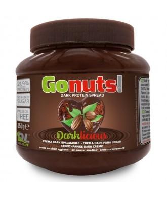 GONUTS Dark Chocolate 350g