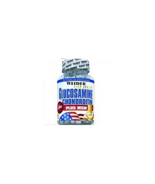 Glucosamine Chondroitin Plus MSM 120cps