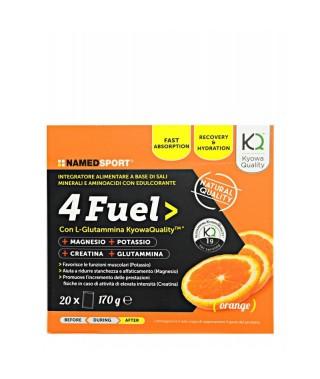 4 Fuel (20 bustine da 8,5g) Orange