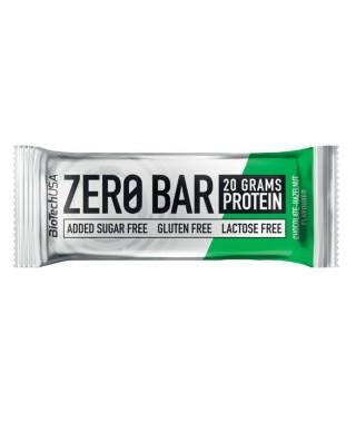 Zero Bar 50g-Cioccolato Nocciola