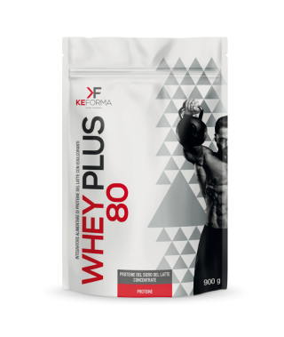 Whey Plus 80 900g Natural