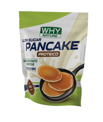Why Nature- Pancake Proteico 1Kg Cacao