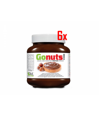 6x Gonuts! 350g