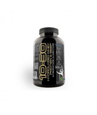 10-30 Hydrolyzed Whey Protein & Beef 300cpr