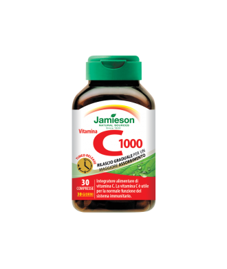 VITAMINA C 1000  30 CPR