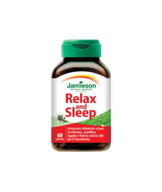 RELAX AND SLEEP 60 CPS