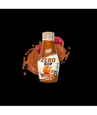 Zero Syrup 400ml-Baked Apple
