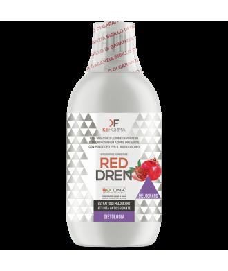 Red Dren 500ml Melograno