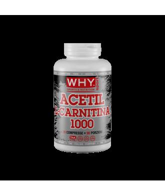 ACETIL L-CARNITINA 1000 90 CPR