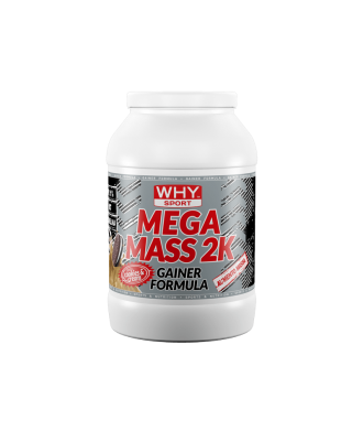 MEGA MASS 2K GAINER FORMULA CACAO