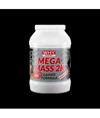 MEGA MASS 2K GAINER FORMULA COOKIES AND CREAM