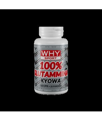 100% L-GLUTAMMINA KYOWA 100 CPR