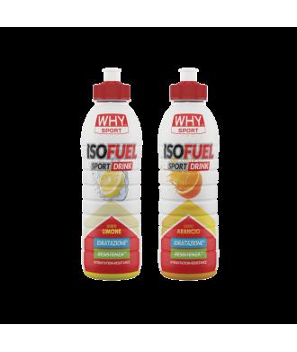 ISO FUEL DRINK ARANCIA 500 ML