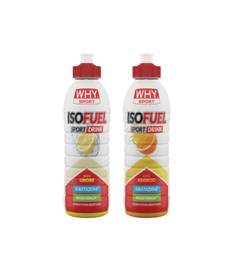ISO FUEL DRINK LIMONE 500 ML