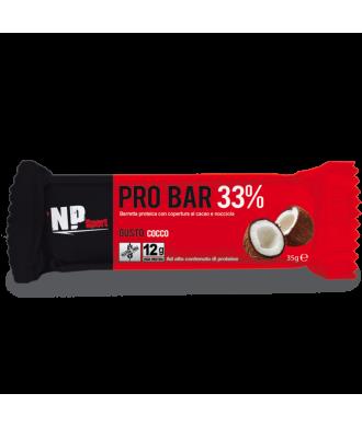PROTEIN BAR 33% 35g - COCCO