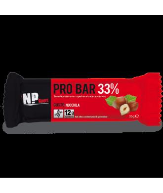 PROTEIN BAR 33% 35g - NOCCIOLA