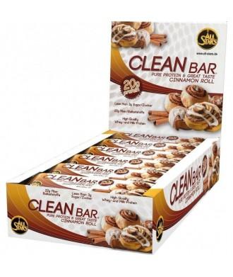 CLEAN BAR 18X60GR