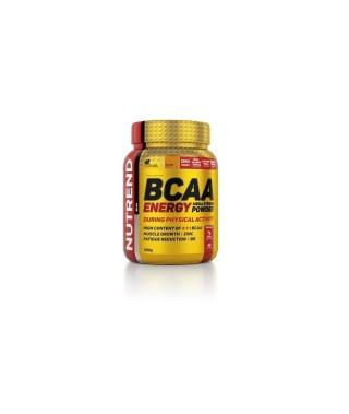 BCAA ENERGY MEGA STRONG POWDER 500 GR ARANCIA