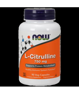 L-Citrulline 750mg 90 VEG cps