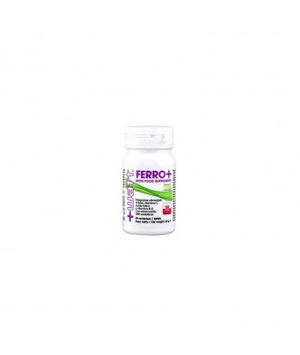 Ferro +  40 Cpr masticabili gusto Ribes