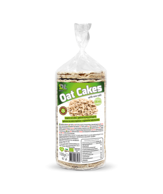 Oat Flakes Gallette 100g