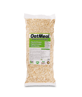 Oatmeal Flakes 1 Kg Natural