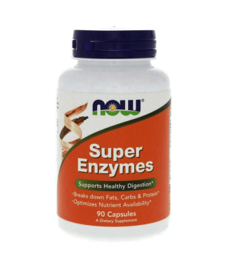 Super Enzymes 90veg Caps