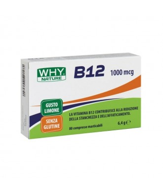 Vitamina B12 80cpr